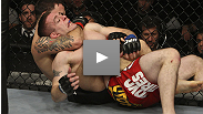 "Frankie Edgar hurts Veach with some slick boxing, fierce GnP and a fight-ending rear-naked. See this so-called ""wrestler"" defend his title at UFC 118."
