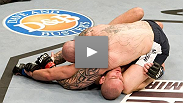 Powerful Krzysztof Soszynski sinks one of his signature armlocks at the TUF 8 Finale.