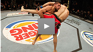 Court McGee wears down Kris McCray at the TUF 11 finale.