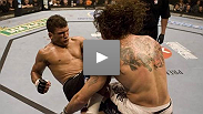 See UFC® Lightweight Contender Tyson Griffin in action inside the Octagon™