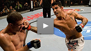 Demian Maia vs. Kendall Grove - dois lutadores fortes com habilidades dramaticamente diferentes fazem um combate de medios interessante.