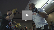 Watch the stars of The Ultimate Fighter® 12 Finale go through their final workouts before fight night.