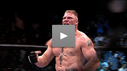 Brock Lesnar is on a mission to get his belt back.  The former Heavyweight Champion talks about his path to the belt and the upcoming season of the Ultimate Fighter.
