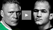 TUF has come a long way in 13 seasons - and now it's back with the biggest coaches ever. Hear what Brock Lesnar and Junior Dos Santos have to say about the new season... and one another.