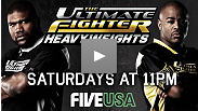 Get a look at the next episode of The Ultimate Fighter®