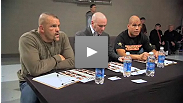 Episode 1 of The Ultimate Fighter gets off to a rolicking start - Check out the AFTERMATH