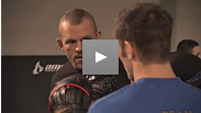 Coach Hackleman says TUF Team Liddell is 'Happy Camp'