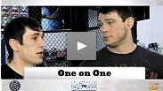 Forrest and Amir talk TUF and their upcoming fights at UFC 114