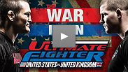 Don&#39;t miss an all new season of The Ultimate Figher&reg; US vs UK Sunday April 5th