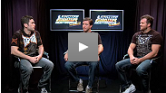 "Amir ""Switzerland"" Sadollah, Bonnar and Bader on TUF Finale"
