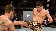 Amir Sadollah becomes the season 7 Ultimate Fighter® winner by defeating C.B. Dollaway.