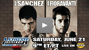 Diego Sanchez and Luigi Fioravanti breakdown their battle at The Ultimate Fighter Finale