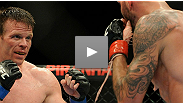 Dennis Hallman talks about the strategy that helped him rack up his 65th career win at UFC 117.