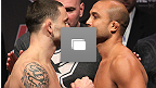 UFC®118: Weigh In Photo Gallery