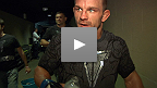 UFC 119 Lopez-Lowe winner post-fight interview