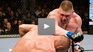 """I want to be the bully"" - Brock plans to take Cain to the next level at UFC 121."