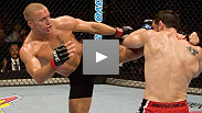 """He doesn't know what I want to do"" - UFC® Welterweight champ Georges St-Pierre says he has a few tricks up his sleeve for opponent Jake Shields when they meet at UFC® 129 in Toronto."