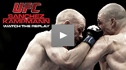 Ladies and gentlemen, that right there is a NIGHT of fights - see all six incredible bouts again including the instant classic between Diego Sanchez and Martin Kampmann.