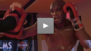 Anderson SIlva's final thoughts before his fight this Saturday night.