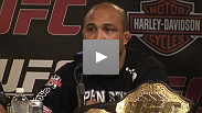 BJ Penn Takes Questions from the Press