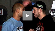 Watch the entire UFC&reg; 101 Pre Fight Press Conference right here!