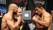 UFC 102 Weigh-In