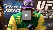 Vitor Belfort and Rich Franklin Post Fight Press Conference Highlights