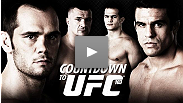 Countdown to the explosive UFC® 103 Franklin vs. Belfort