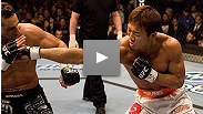 Yushin Okami looks to bring the Thunder at UFC® 104