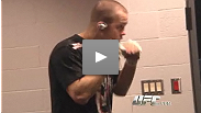 Fighters get ready for UFC® 104