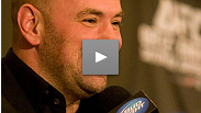 Dana White at the UFC 106 Post Fight Press Conference
