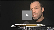 Wanderlei Offers His Predictions for UFC® 106