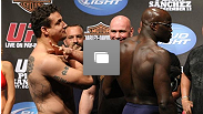 UFC 107 Weigh-In