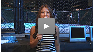 Arianny habla de UFC&reg; 109: Relentless