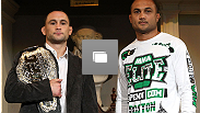 UFC 118 Edgar vs. Penn 2: Photos from the presser in Boston.