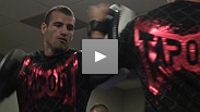 Fighters get ready for UFC® 87: Seek and Destroy