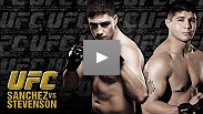 Watch a preview to UFC&reg; 95: Sanchez vs. Stevenson