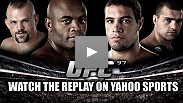 See the highlights from UFC® 97: Redemption in Montreal, Canada