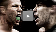 The war of words between UFC&reg; welterweight&#39;s Marcus Davis and Dan Hardy