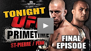Don't miss the final episode of UFC Primetime TONIGHT at 10pm ET/PT on SPIKE