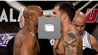 UFC Silva vs Irvin Weigh-In