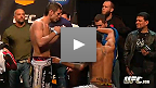 UFC Fight Night Live: Nogueira vs. Davis weigh-in