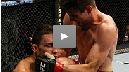 Carlos Condit - Yes, this was one tough fight!