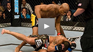 Anderson Silva makes an impressive debut at 205 lbs