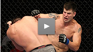 Brian Stann on his win over Steve Cantwell at UFC® Fight Night™