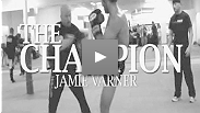A day in the life of Jamie Varner as he prepares to defend his belt