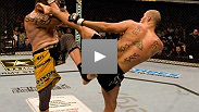 Brandon Vera looks to take down Fabricio Werdum at UFC 85: BEDLAM