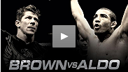 Fight Week Wednesday - WEC Brown vs. Aldo