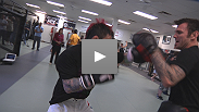 See bantamweight contender Scott Jorgensen as he eats, trains and preps for a war he knows he can win.