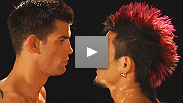 Follow WEC bantamweight champion Dominick Cruz through fight week: banana chips, photo shoots and his first look at the UFC belt.